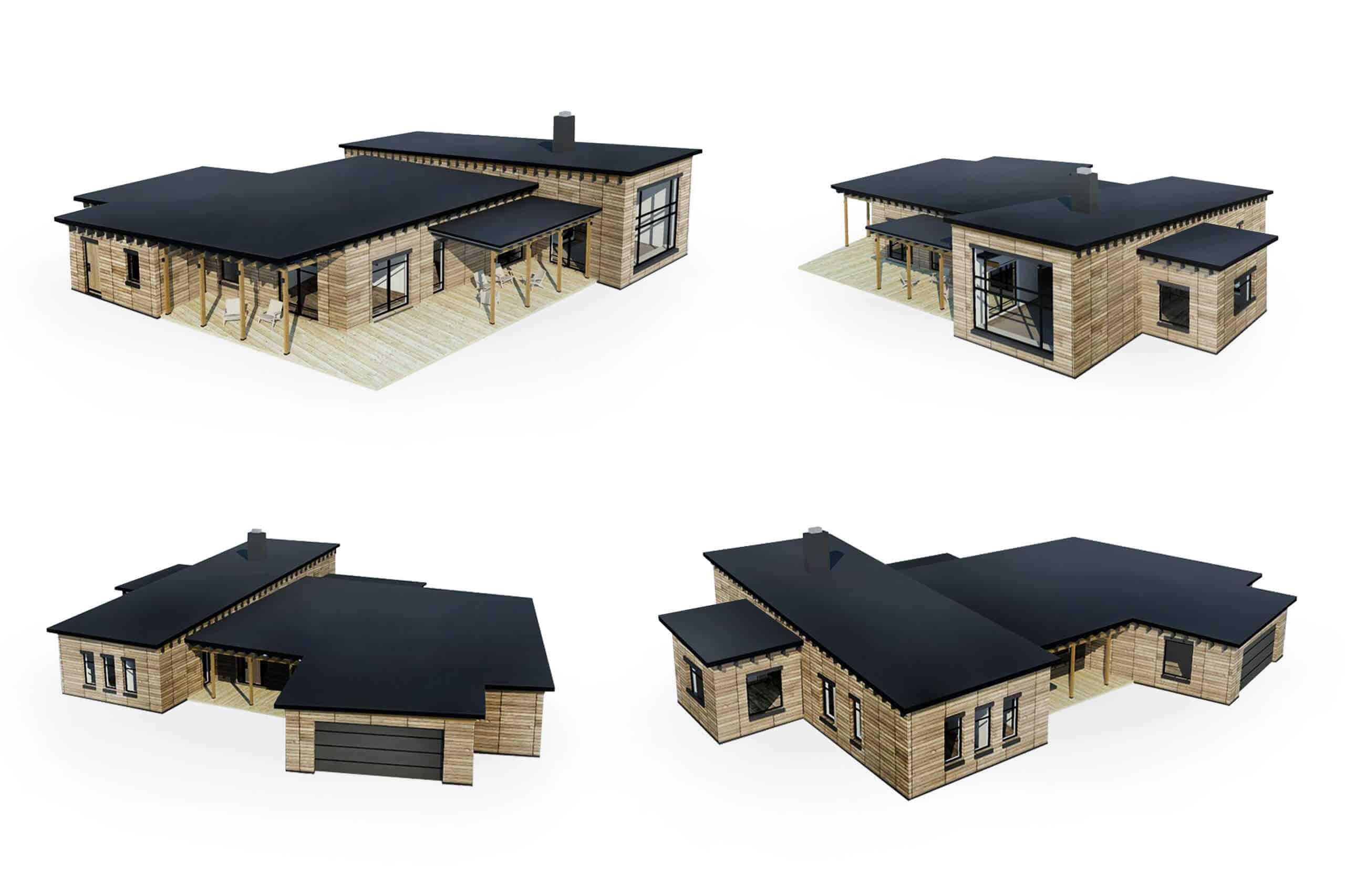 Truoba Class 116 house plan